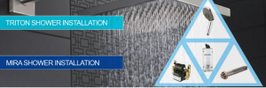 shower pumps installation